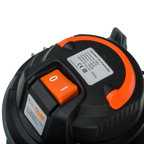 aspirateur eau poussieres 1000w werkapro g 10676.500