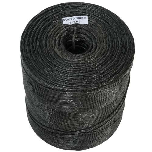 ficelle agricole noire 5kg werkapro d 10599.500