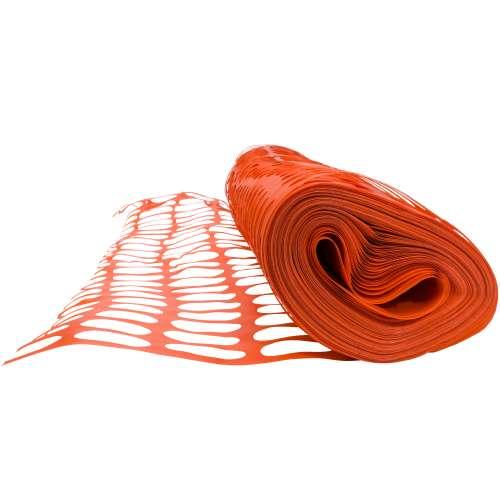 grillage delimitation orange 1x50m werkapro c 11113.500