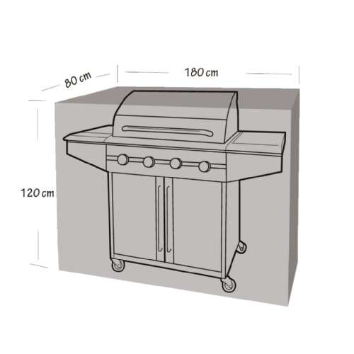 housse protection barbecue a 11288.500