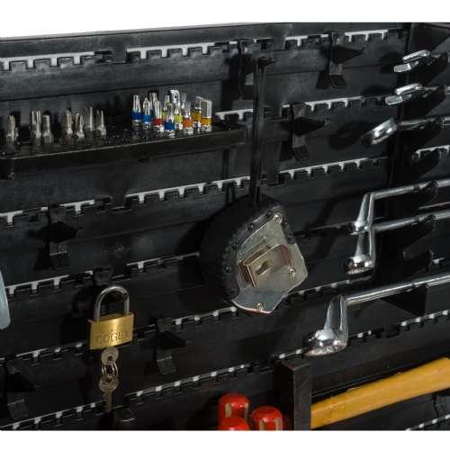 panneaux muraux 28 bacs 13 supports outils d 10842.500