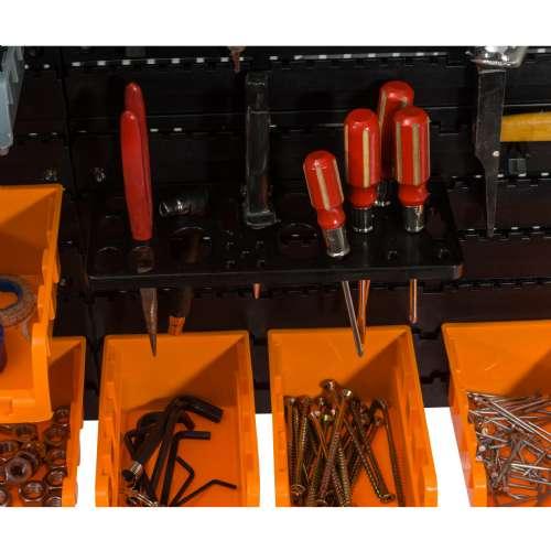 panneaux muraux 28 bacs 13 supports outils j 10842.500