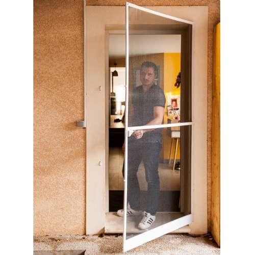 porte moustiquaire 1 4x2 25m werkapro b 10763.500